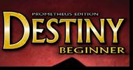 Destiny Beginner Logo