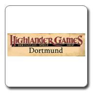 Logo Highlander Games Dortmund
