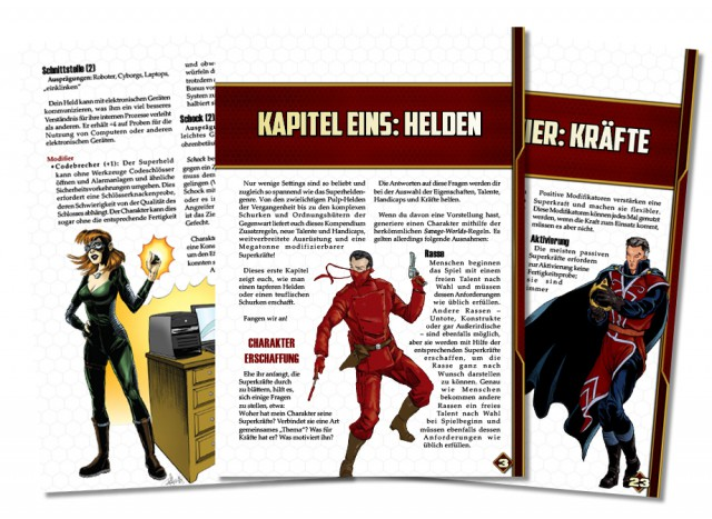Preview Superhelden PDF