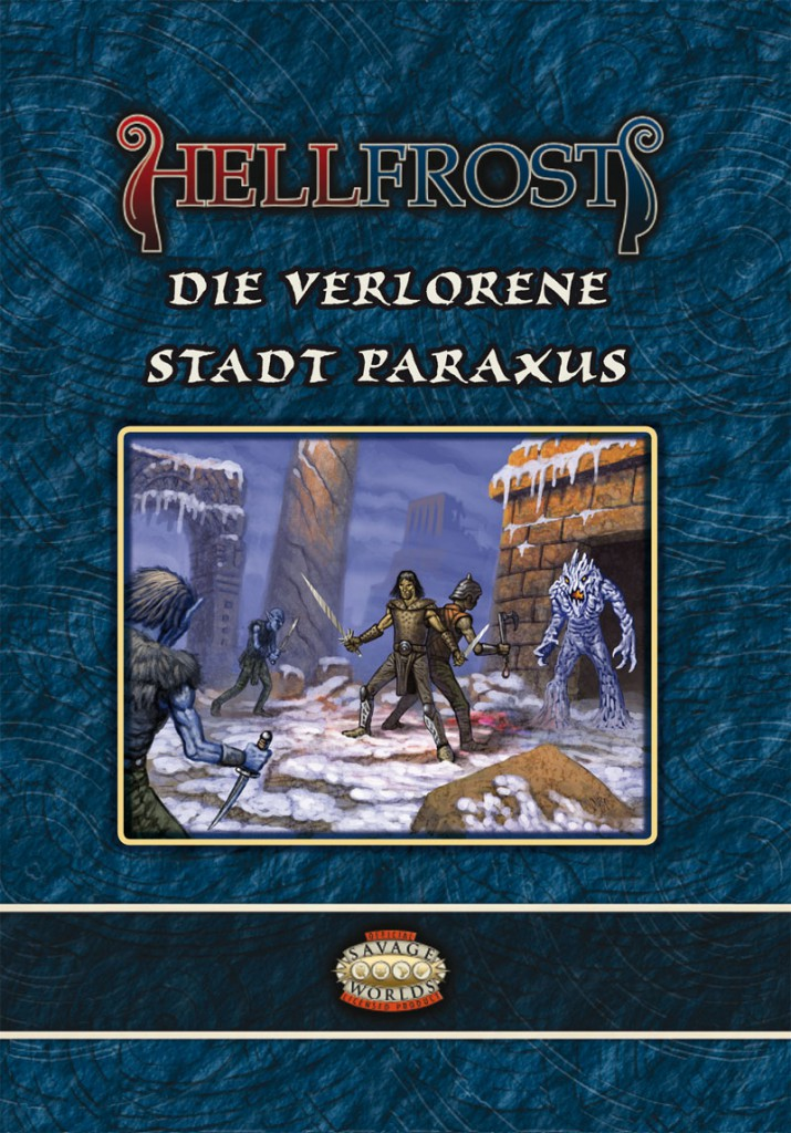 Hellfrost_Cover_A5_Paraxus_Webklein