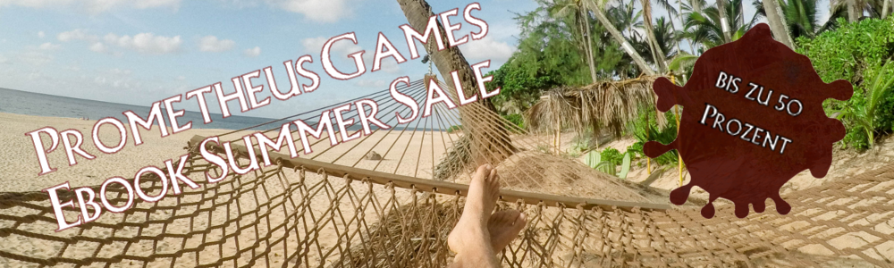 Prometheus Games summer Sale